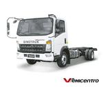 camión blanco de 6 toneladas
