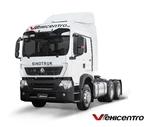 camion blanco de 42 toneladas