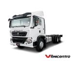 camion marca sinotruk modelo 1257 vehicentro