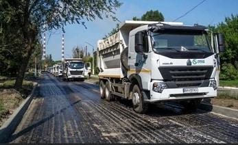 camiones sinotruk en todo el mundo