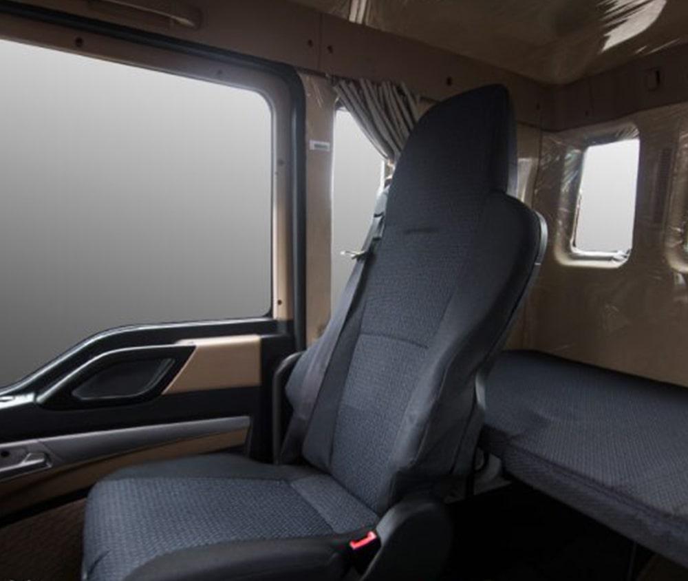 Camión 19 toneladas asiento