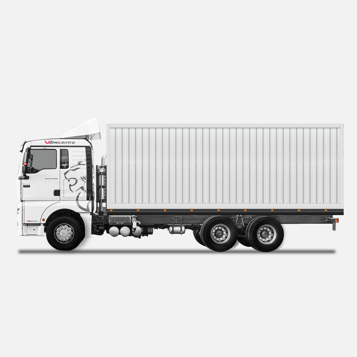 Camión 20 toneladas aplicacion 2