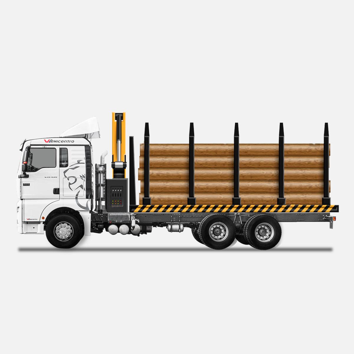 Camión 20 toneladas aplicacion 3