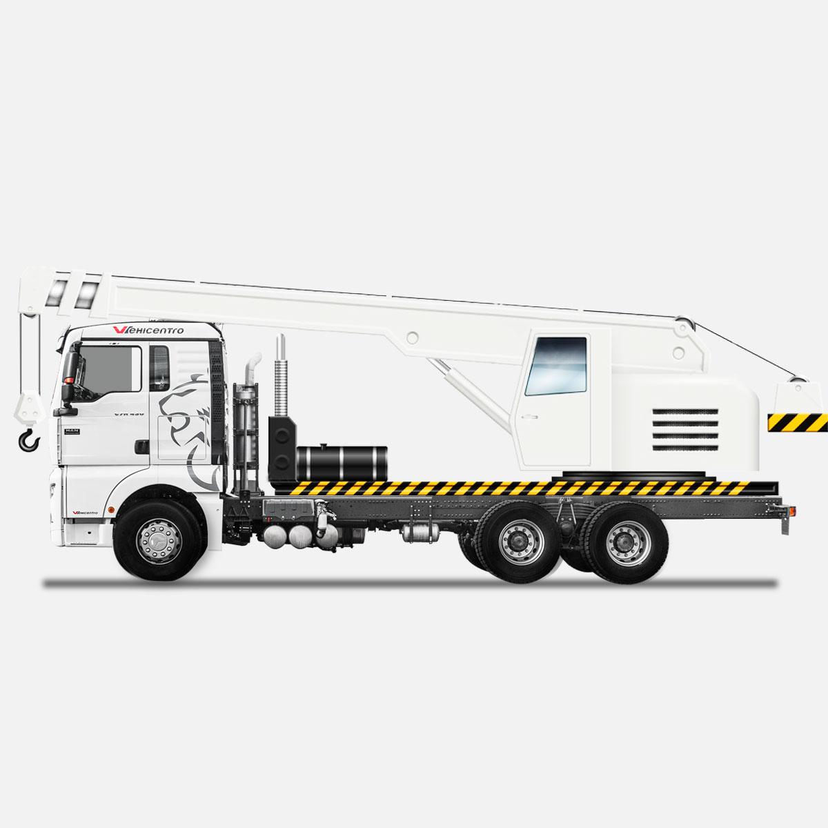 Camión 20 toneladas aplicacion 4