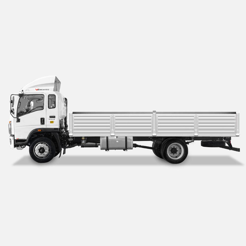 aplicacion 1 del camiión de 8 toneladas