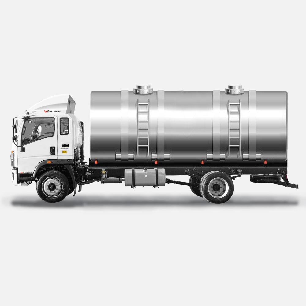 aplicacion 4 del camión de 8 toneladas