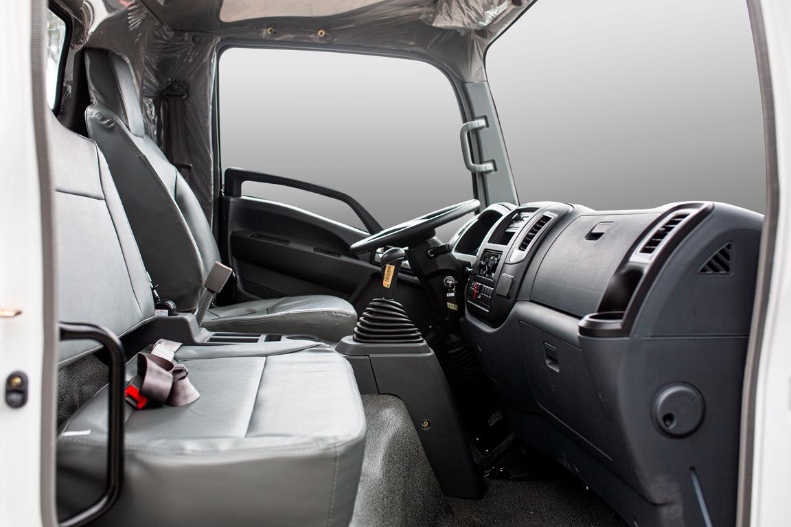 asientos camión 3.5 toneladas