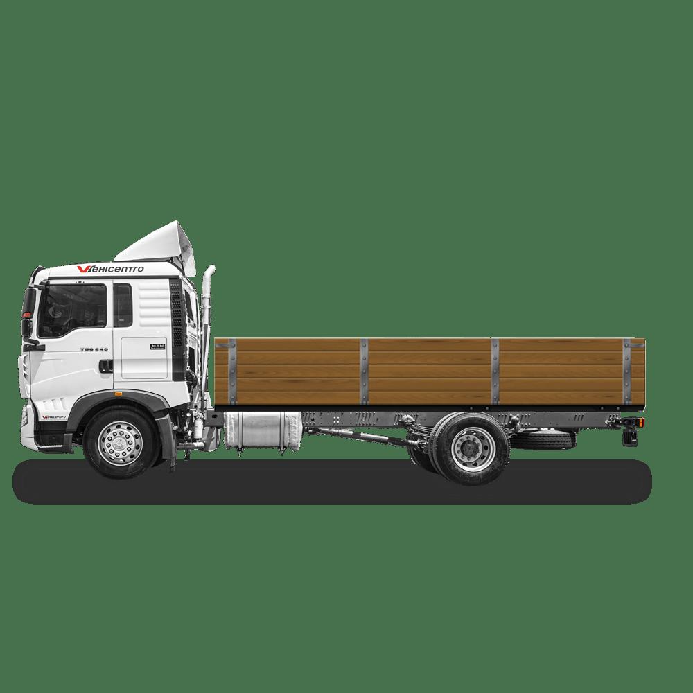 Camión de 10 toneladas aplicación 3