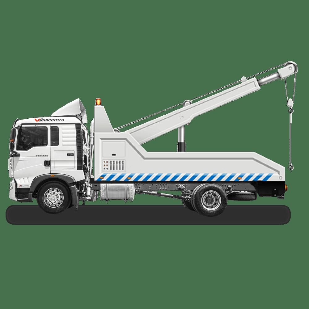 Camión de 10 toneladas aplicación 4