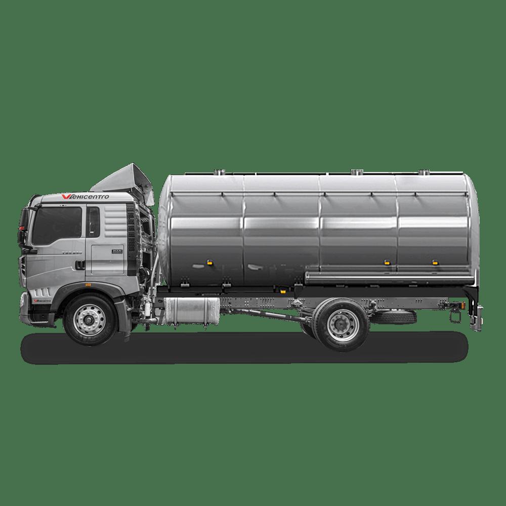 Camión de 10 toneladas aplicación dos