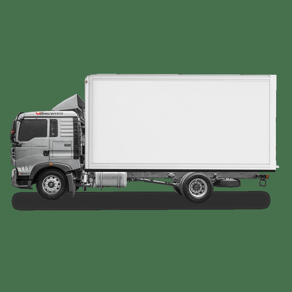 Camión de 10 toneladas aplicación uno