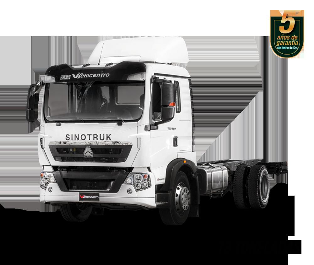 camión de 13 toneladas