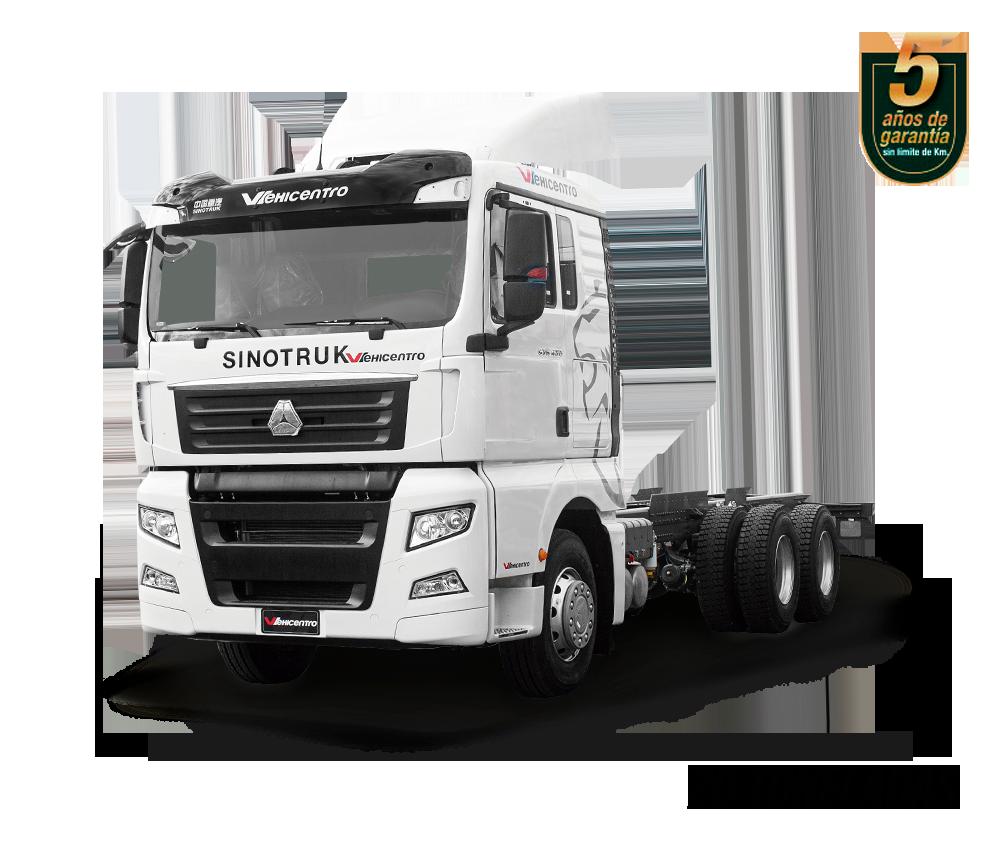 camión de 20 toneladas